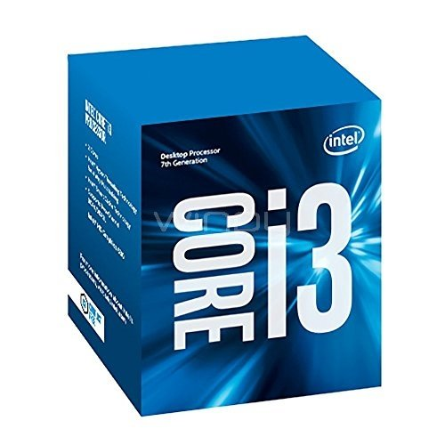 Procesador Intel Core i3-7100 Kaby Lake (LGA1151 - 3,9 GHz)
