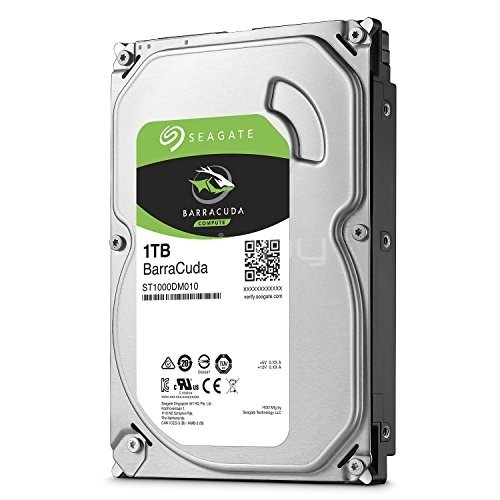 Disco Seagate de 1 TB Barracuda SATA 6 Gb / s 64 MB - ST1000DM010