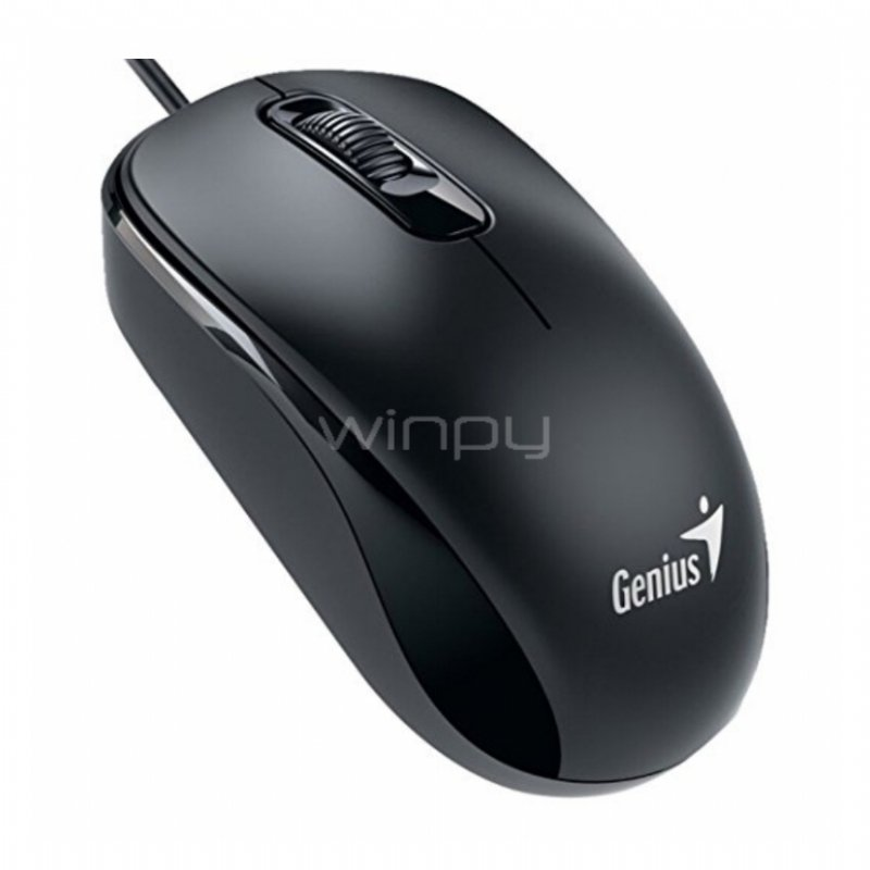 mouse óptico genius dx-110 - color negro
