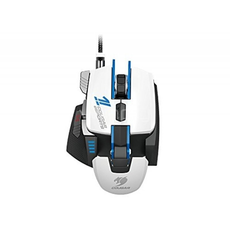 Mouse Gamer Cougar 700M eSports Edition (USB, 8200DPI, 8 botones)