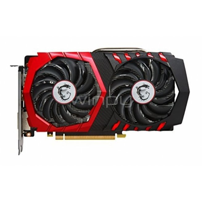 tarjeta de vídeo msi nvidia geforce gtx 1050 ti gaming x 4g