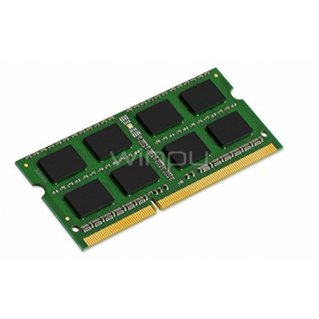 Memoria para portátil, Kingston KCP316SS8/4 - 4 GB