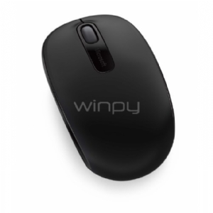 Mouse Microsoft inalámbrico Mobile Mouse 1850