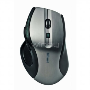 Mouse inalámbrico Trust MaxTrack (Wireless, 1000DPI)