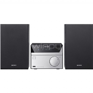 Minicomponente Sony CMT-SBT20 (Bluetooth, USB, NFC, CD, Radio FM)