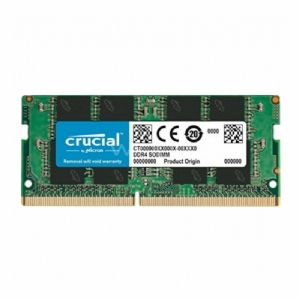 Memoria Crucial CT8G4SFD824A - RAM de 8 GB (DDR4, 2400 MT/s, PC4-19200, Dual Rank x8, SODIMM, 260-Pin)