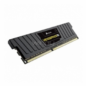 Memoria de PC Corsair XMP de 4 GB (1 x 4 GB, DDR3L, 1600 MHz, CL9)