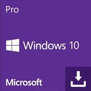 Microsoft Windows 10 Profesional (32/64-bit, 1 Usuario, Descargable)