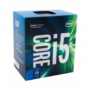 Procesador Intel Core i5-7600 Kaby Lake (LGA1151 - 3,5 GHz - Turbo 4,1 GHz - 4 Núcleos)