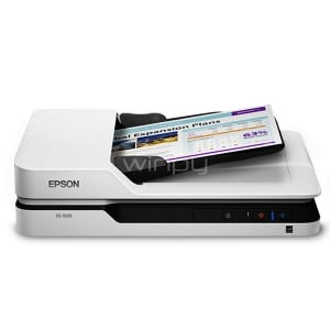 Escáner Epson WorkForce DS-1630 Cama plana