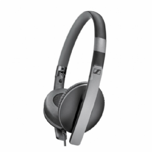 Audífonos On-Ear Sennheiser HD 2,30i (micrófono, smart remote, Negro)