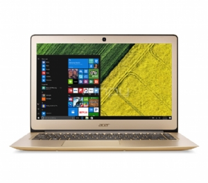 Notebook Acer Swift 3 SF314-51-303D (i3-7100U, 4GB, 256GB SSD, Pantalla 14, Gold)