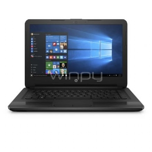 HP notebook 14-an009la AMD A6-7310 - X6X88LA