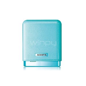 Powerbank AData PV150 10000mAh - 2 Usb - Blue