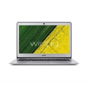 Notebook Acer Swift 3 SF314-51-50RV (i5-6200U, 8GB, 512GB SSD, FHD, SILVER)