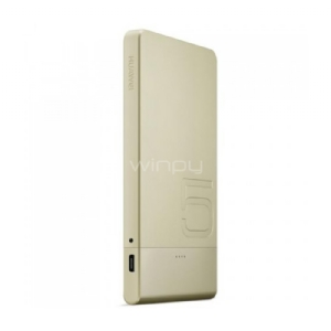 Power Bank Super Thin Huawei (5000mAh, MicroUSB, 5V/2A, Dorado)