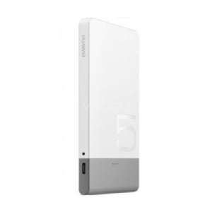 Power Bank Super Thin Huawei (5000mAh, MicroUSB, 5V/2A, Blanco)