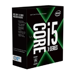 Procesador Intel Core i5-7640X X-series (LGA2066, 4,0 Ghz, QuadCore, UNLOCKED)