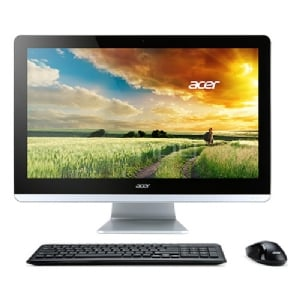 All in One Acer Aspire ZC con pantalla Full HD de 19,5 pulgadas - AZC-700-CR52 (N3700, 4GB RAM, 1TB HDD, WIN8)