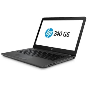 Notebook HP 240 G6 (Celeron® N3060, 4GB DDR4, 500GB HDD, Pantalla 14, FreeDOS)