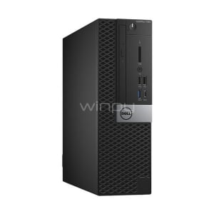 Computador Dell Optiplex 7050 SFF (i7-7700, 8GB DDR4, 1TB HDD, Windows 10Pro)
