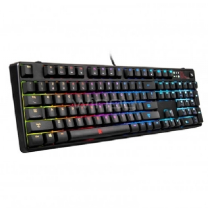 Teclado Gamer Thermaltake Poseidon Z RGB - Switch Brown