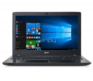 Notebook Acer Aspire E5 - E5-575G-76P4 (i7-7500U, GeForce 940MX, 6GB DDR4, 1TB HDD, Win10, Pantalla 15,6)