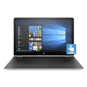 Notebook HP Pavilion x360 - 15-br001la (i5-7200U, 8GB DDR4, 1TB HDD, Win10, Pantalla 15,6)