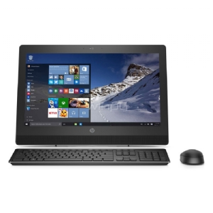 All in One HP ProOne 400 G3 con Pantalla de 20 (i3-6100T, 4GB DDR4, 1TB HDD, Win10 Pro)
