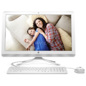 All in One HP 24-e006LA con pantalla de 23,8 pulgadas (i5-7200U, 4GB DDR4, 1TB HDD, Win10)