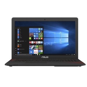 Notebook Gamer ASUS R510IU-DM031T (AMD FX-9830P, RX 460, 4GB DDR4, 128SSD+1TB, Pantalla FullHD 15,6, Win10)