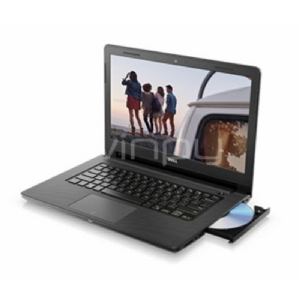 Notebook Dell Inspiron 14-3467 (i3-7130U, 4GB DDR4, 1TB HDD, Pantalla 14, Linux)