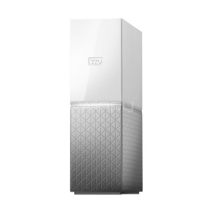 Servidor NAS Western Digital My Cloud Home de 8TB (1 Bahía, USB 3.0, Rj45)