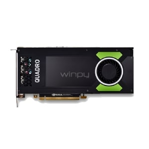Tarjeta de video profesional PNY nVIDIA Quadro P4000 (8GB GDDR5 - retail)