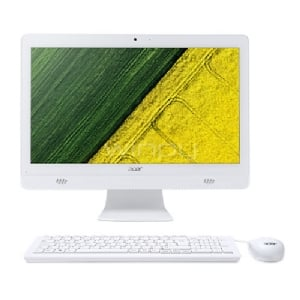 All in One Acer Aspire C con pantalla de 19,5 - AC20-720-CR11 (Intel J3060, 4GB RAM, 1TB HDD, Win10)