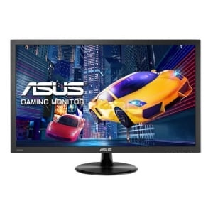 Monitor Gamer Asus VP228H de 21,5 pulgadas (LED, FullHD, 75Hz, 1ms, HDMI+DVI, VESA)