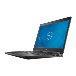 Notebook Dell Latitude 5490 - W216X (i7-8650U, 8GB DDR4, 256GB SSD, Pantalla Full HD 14, Win10 Pro)