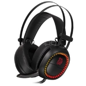 Audifonos Gamer Thermaltake eSports SHOCK PRO RGB (3,5mm x2, USB x1)