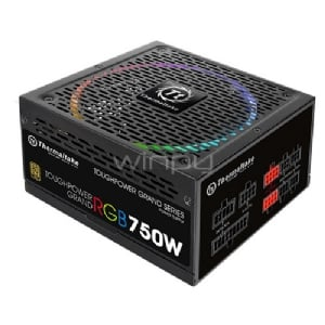 Fuente Thermaltake Toughpower Grand RGB 750W (ATX, 80+ Gold, Modular)
