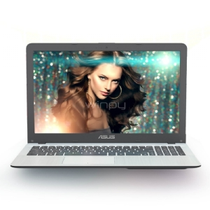 Notebook Asus Vivobook X541NA-GQ573T (Intel N3350, 4GB RAM, 500GB HDD, Pantalla 15.6, Win10)