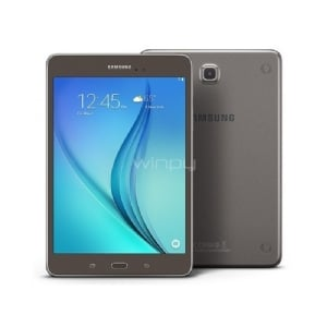 Tablet Samsung Galaxy Tab A 8 con S-Pen (QuadCore, 2GB RAM, 16GB Interno, LTE, Android, Gris)
