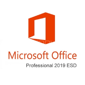 Licencia Microsoft Office Profesional 2019 (Windows, Multilenguaje, Descargable)