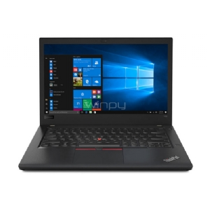 "Notebook Lenovo ThinkPad T480 (i7-8550U, 16GB DDR4, 512GB SSD, Pantalla FHD 14"", Win10 Pro)"