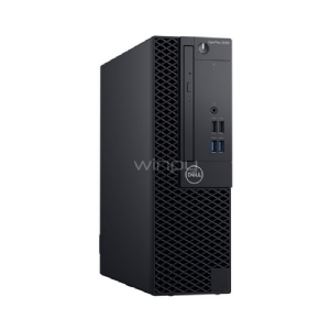 Computador Dell OptiPlex 3060 SFF (i5-8400T, 8GB DDR4, 1TB HDD, Win10 Pro)