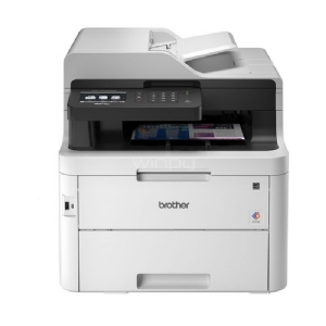 Impresora Brother MFC-L3750CDW (Laser Color, 24ppm, Duplex, USB+WiFi+Ethernet)