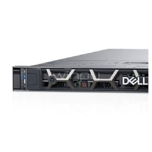 Servidor Dell PowerEdge R440 (Xeon Silver 4108, 16GB RAM, 300GB SAS Hot-Plug, Rack 1U)