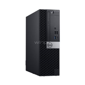 Computador Dell OptiPlex 7060 SFF (i7-8700, 8GB DDR4, 1TB HDD, Win10 Pro)