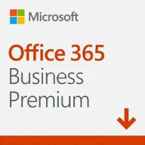 Licencia Microsoft Office 365 Business Premium (1 Año, Mac/Win, Descargable)