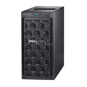 Servidor Dell PowerEdge T140 (Xeon E-2124, 8GB RAM, 2TB 7200rpm, Torre 4U)
