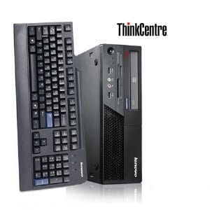Lenovo ThinkCentre M58e SFF (Pentium E5300, 2GB DDR2, 320GB 7200RPM, Windows XP)